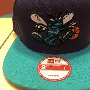 NewEra NBA Charlotte Hornets SnapBack